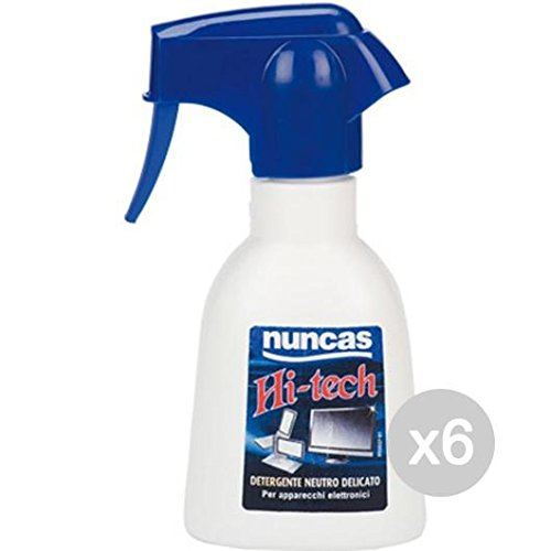 nuncas Detergente, pluricomposto, Multicolore, Unica
