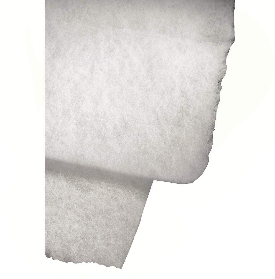 Xavax 00110831 Filtro in pile per cappe da cucina, 2X 57X47 cm (114x47cm), Confezione da 2 pezzi