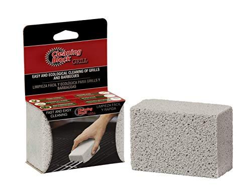 Cleaning Block pietra pomice 10006EI, per la pulizia di griglie e barbecue