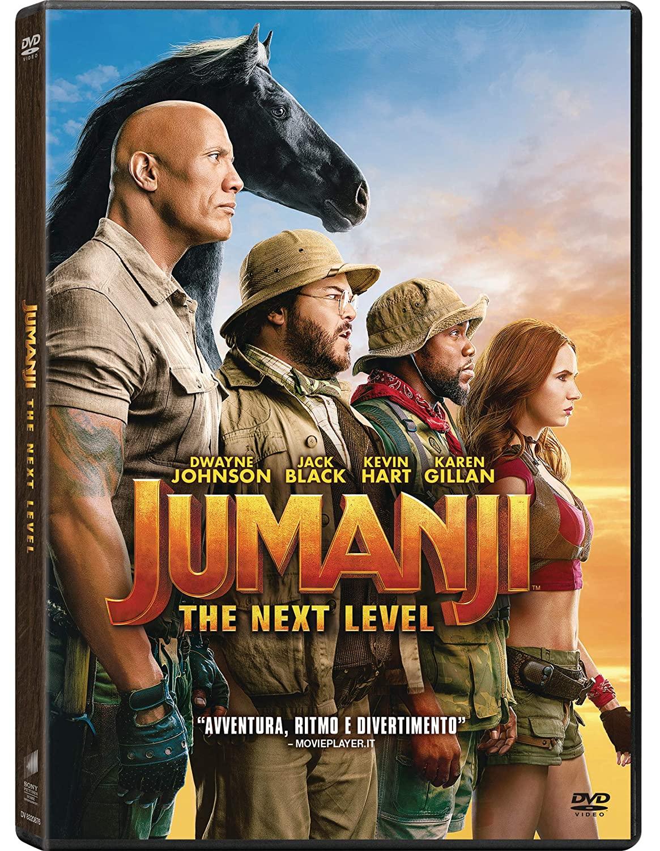 Jumanji: The Next Level ( DVD)