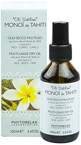 PhytorelaxLaboratories Monoi De Tahiti Multi-Usage Dry Oil - 100 ml