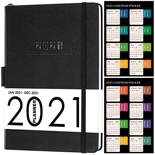 Agenda Settimanale 2020-2021, Diario da luglio 2020 a giugno 2021, agenda settimanale con 88 pagine di note