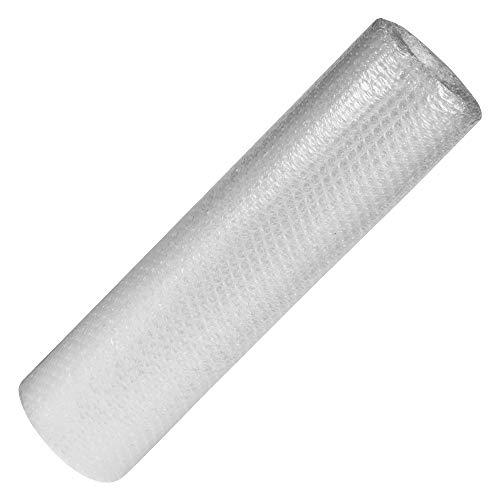 Idena 10339 - Rotolo di Pluriball, 40 cm x 5 m, trasparente, 1 rolle / 5m, nur folie