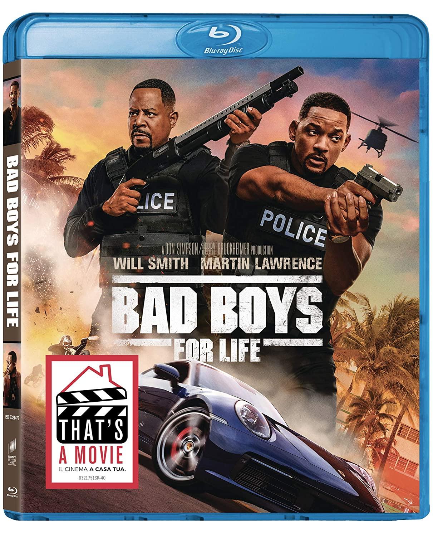 Bad Boys For Life ( Blu Ray)