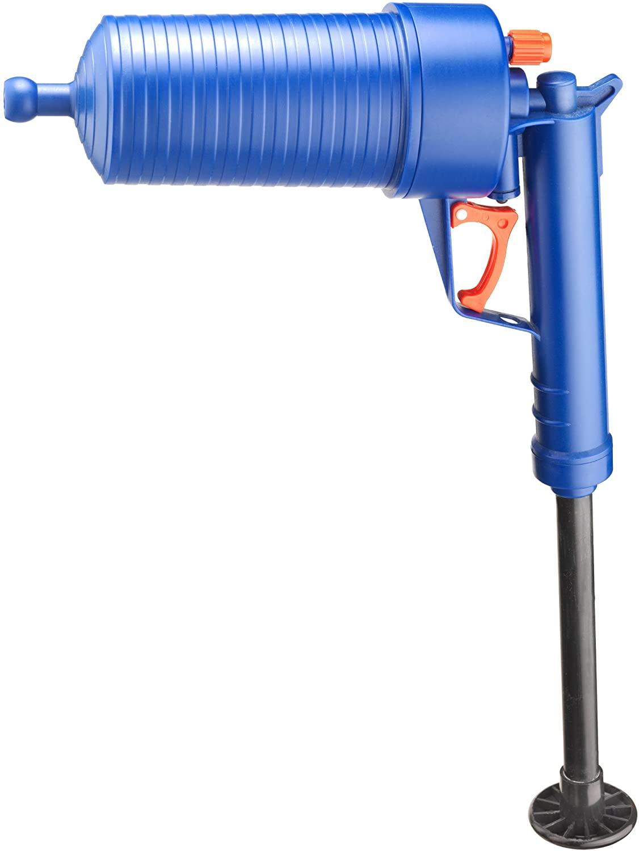 CON: P SA220 Pistola ad aria compressa per lo smantellamento dei tubi, Blu