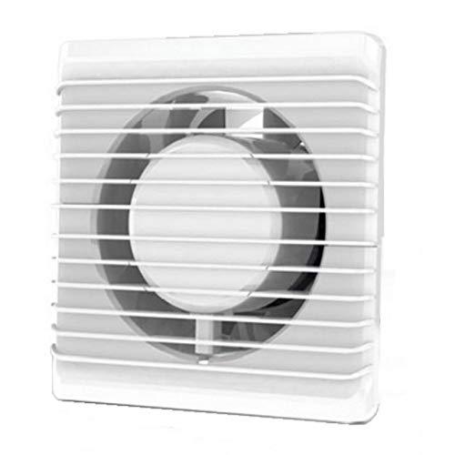 PLUMBING4HOME Aspiratore 100 Millimetri Estrazione Ventilazione Standard di Silenzio Bagno Cucina a Basso consumo energetico