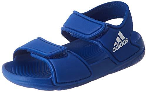adidas ALTASWIM I, Scarpe da Ginnastica Unisex-Bimbi, Team Royal Blue/Ftwr White/Team Royal Blue, 25 EU
