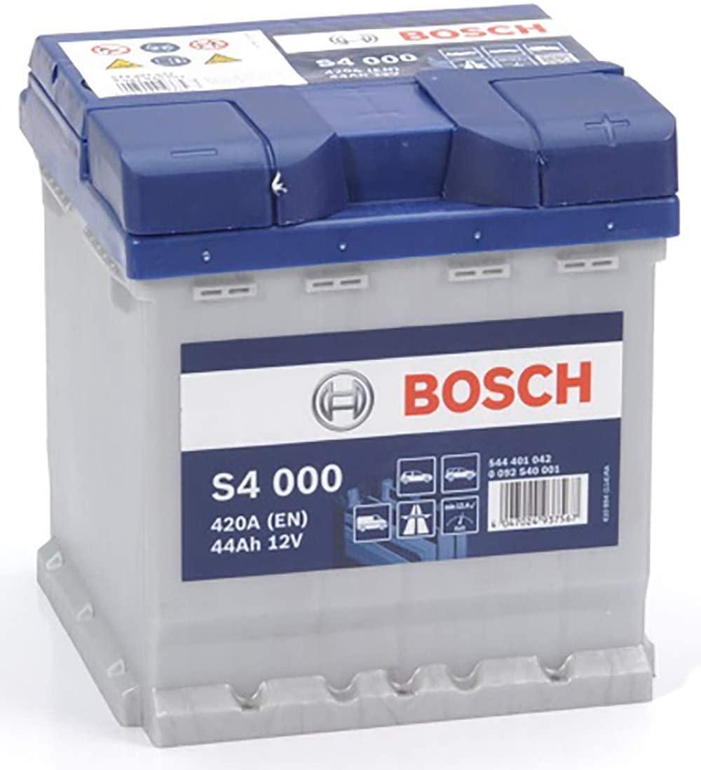 Bosch S4000 Batteria Auto 44A/h-420A