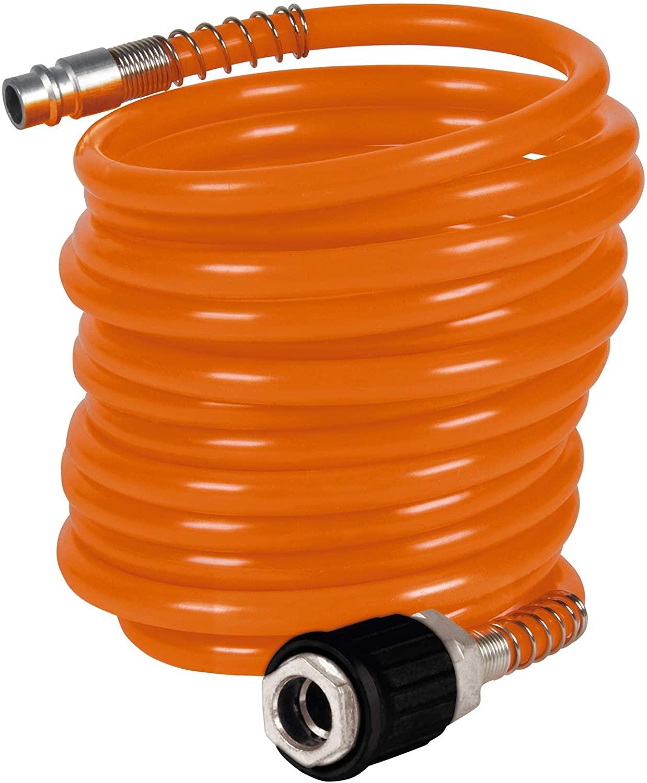 Einhell 4139410 Tubo Elicoidale, Arancione, 4 M