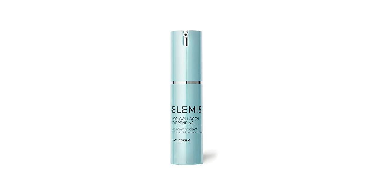 Elemis Pro-Collagen Eye Renewal Cream, Crema Antirughe per..