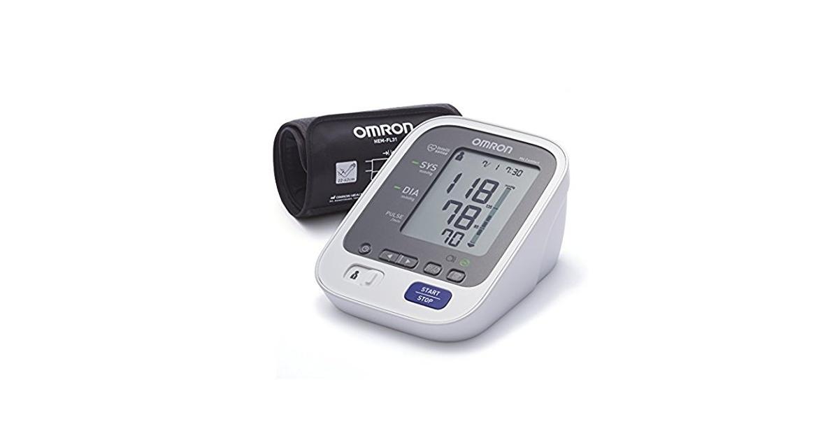 OMRON Healthcare M6 Comfort Misuratore Pressione Sanguigna..